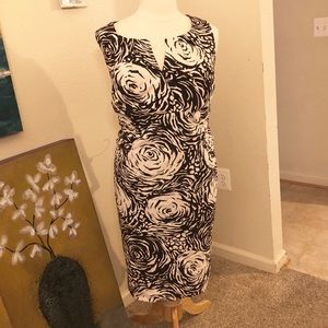 Adrianna Papell Woman midi dress